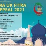 JMA UK FITRA APPEAL 2021